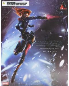 [IN STOCK] Square Enix Variant Play Arts Kai Action Figure - Marvel Universe - Black Widow