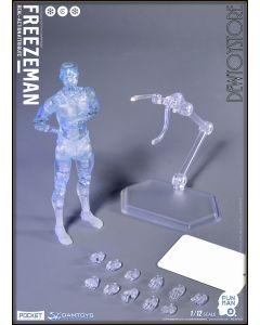 [Pre-order] Dam Toys DamToys 1/12 Scale Action Figure - DPS05 Freezeman