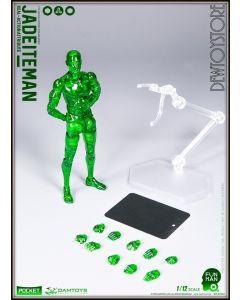 [Pre-order] Dam Toys DamToys 1/12 Scale Action Figure - DPS07 Jadeite Man Jadeiteman