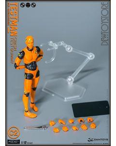 [Pre-order] Dam Toys DamToys 1/12 Scale Action Figure - DPS09 Crash Test Dummy TESTMAN C2