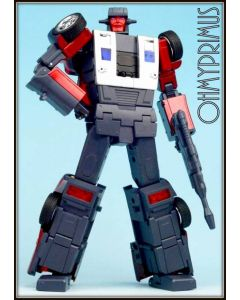 [IN STOCK] Fans Toys FansToys G1 MP Scale Transforming Robot Action Figure - FT-31B FT31B Magnum
