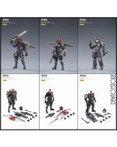 [Pre-order] Joy Toy JoyToy 1/18 Scale Mecha Robot Action Figure - Skeleton Forces - Grim Reaper's Vengeance - JT1132 Type A / JT1149 Type B / JT1156 Type C