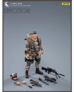 [Pre-order] Joy Toy JoyToy 1/18 Scale Mecha Robot Action Figure - JT1200 PLA Special Forces (Camouflage)