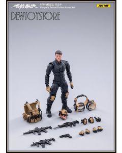 [Pre-order] Joy Toy JoyToy 1/18 Scale Mecha Robot Action Figure - JT1828 People's Armed Police PAP - Assaulter