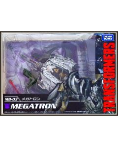[IN STOCK] Hasbro Transformers Movie The Best 10th Anniversary Reissue - MB-03 Megatron