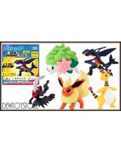 [Pre-order] Takara Tomy TakaraTomy A.R.T.S ARTS Candy Capsule Gachapon Miniature Toy - Moncolle Pokemon Vol. 6 (Set of 10)