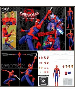 [Pre-order] Sentinel Toys SV-ACTION Action Figure - Spider-Man: Into the Spider-Verse - Peter B. Parker