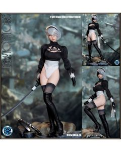 [Pre-order] Super Duck SuperDuck 1/6 Scale Action Figure - SET064-B SET064B Female Cyborg Set B (Body Not Included)