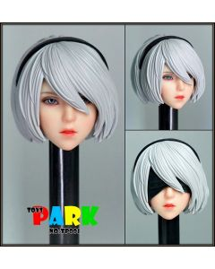 [Pre-order] Toys Park 1/6 Scale Action Figure - TP001 2B Head Sculpt Only