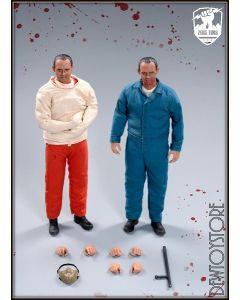 [Pre-order] Zeus Toys 1/12 Scale Action Figure - ZT002 Hannibal