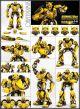 [IN STOCK] ThreeZero 3A ThreeA Transformers: Bumblebee Movie - Premium Scale Bumblebee (35 cm / 14