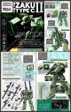 [IN STOCK] Bandai Gundam Fix Figuration Metal Composite - Mobile Suit Gundam : The Origin - MS-06C Zaku II Type C