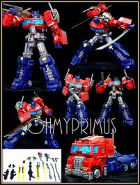 New Transformers Lgendary Toys LT-03 Striker Prime Optimus Prime In Stock